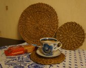 Placemats/ napkins for table setting