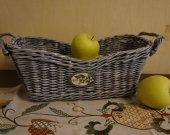 Basket for fruit or serving bread