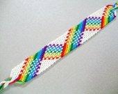 Please friendship bracelet handmade