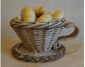 Bowl wicker cup