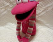 Soft Hand Toy Developing Glove Doll