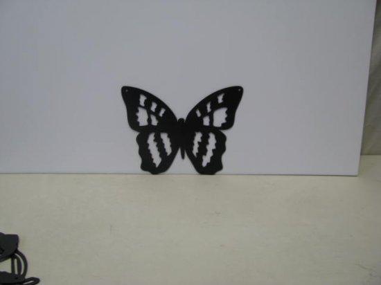 Butterfly 060 Metal Art Silhouette