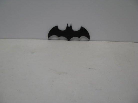 Bat Symbol 001 Wildlife Metal Art Silhouette