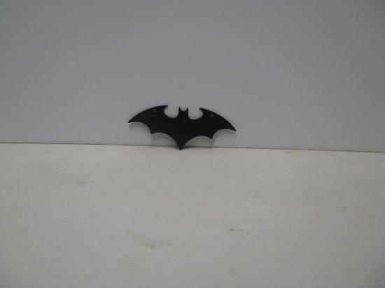 Bat Symbol 002 Wildlife Metal Art Silhouette