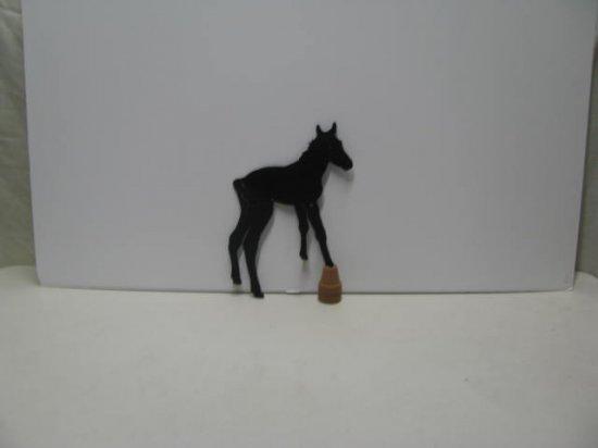 Horse 010 Western Metal Wall Yard Art Silhouette
