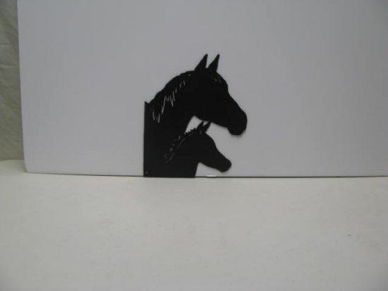 Horse 021 Western Metal Wall Yard Art Silhouette