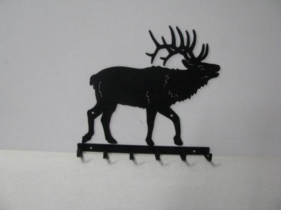 Elk 0007 Walking 6 Hook Key Holder