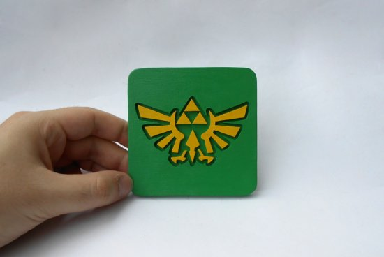 Legend of Zelda, Tri Star coaster