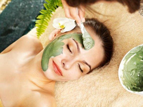 Matcha green tea clay mask | French green clay | Moringa Matcha Ginkgo biloba | Antioxidant vegan face mask
