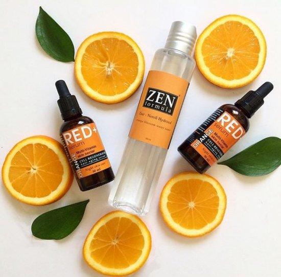 Neroli Facial Toner/ Organic Floral Water/ Orange Blossom Water/ Facial Toner For Dry Sensitive Skin/ Neroli toner