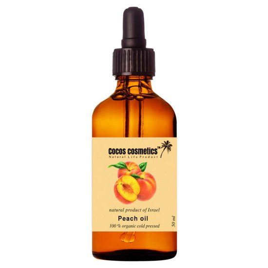 Valentines Day Gift Organic Peach Kernel Oil/ Organic Face Oil/ Natural Peach Body Oil/ Eyelashes Oil/ Oil For Eyebrow Growth