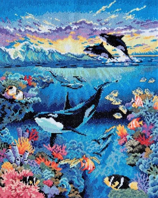 """Picture """"Underwater World"""""""