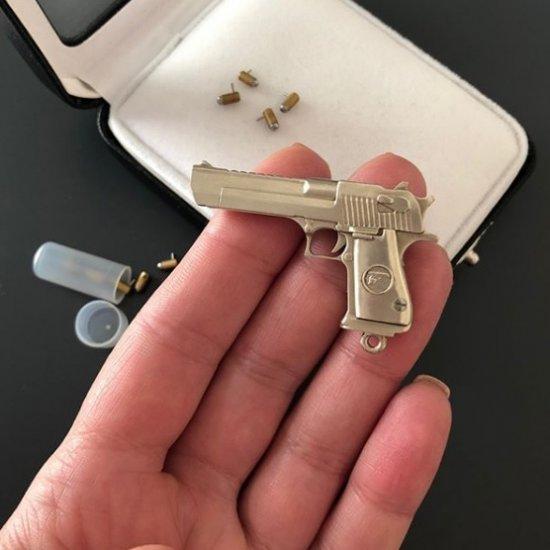 2mm pinfire gun Desert Eagle