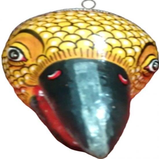 Papier Mache Mask of Jatayu