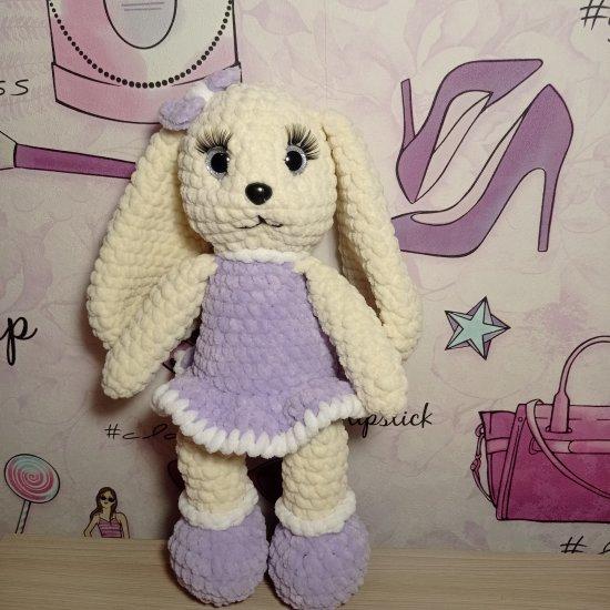 Handmade plush toy