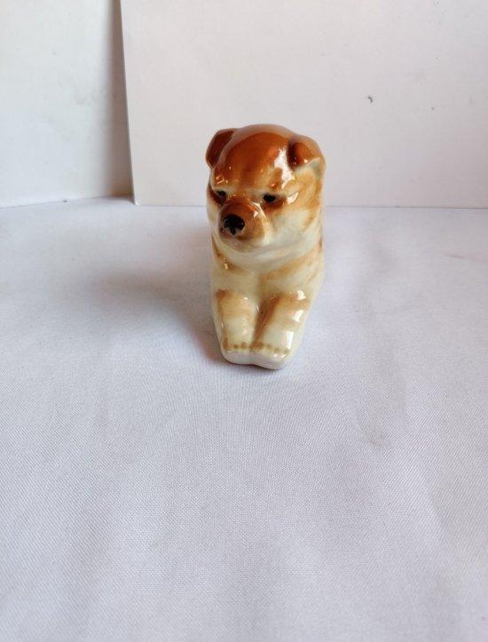 porcelain figurine Chow-Chow (LFZ) 🐕 dog