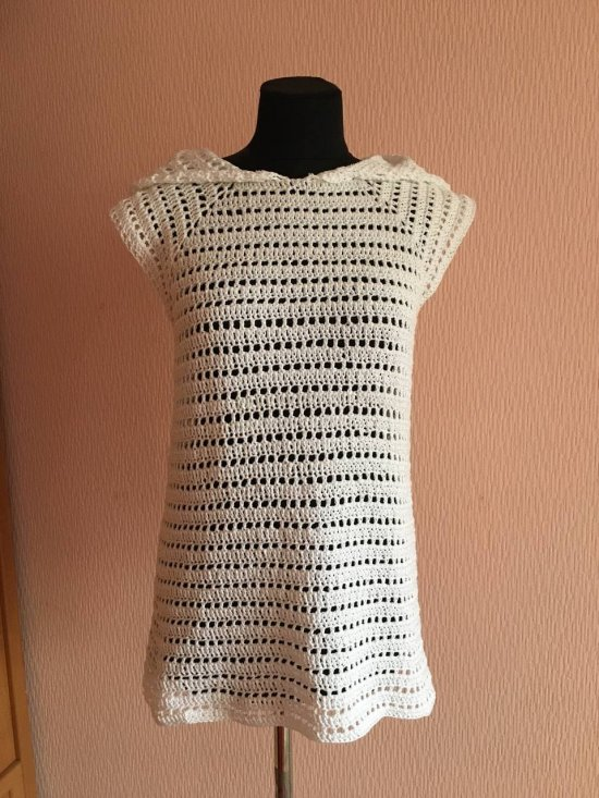 Exclusive tunic.Size 44-46.Very comfortable and comfortable to wear