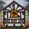 Wood Wall Clock GH