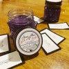 Lavender 8oz Soy Candle. Mason Jar with Lid | Vegan Friendly Candle