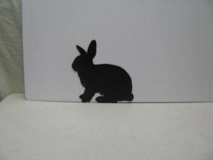 Rabbit 010 Animal Silhouette