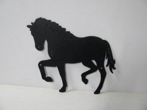 Horse 197 Large Walking Farm Art Silhouette