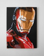Iron Man, Tony Stark wall art