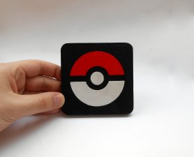 Poke Ball, Pokemon coaster