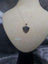 Scania Vabis Necklace-Handmade-925 Silver