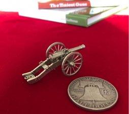 Cannon de 12 Gribeauval - 12-pounder Cannon
