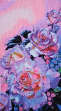 """Paintings: """"Lilac Dawn"""""""