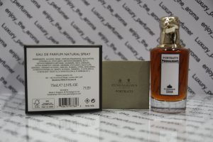 Penhaligon's The Uncompromising Sohan Eau de Parfum 2.5 fl.oz  75 ml New In Box