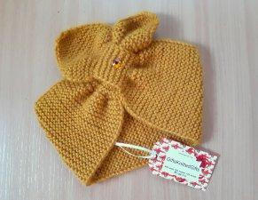 Headband Hand Knit, Knitted Ear Warmer, Warm Headband, Wool Headband, Winter Headband, Knitted Headband for Women