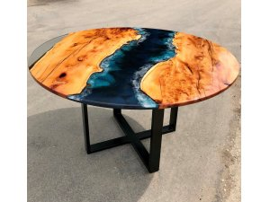 Coffee Table River Unique Coffee Table