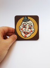Handmade Vending Expert Bioshock Tonic coaster