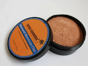 Moroccan Clay Rhassoul | Red Moroccan Clay | Rhassoul Clay For Oily Hair | Detox Facial Mask | Detoxifying Face Mask