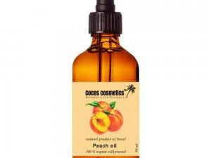 Organic Peach Kernel Oil/ Organic Face Oil/ Natural Peach Body Oil/ Eyelashes Oil/ Oil For Eyebrow Growth