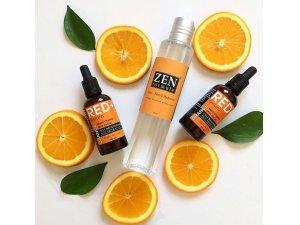 Neroli Hydrating Facial Toner | Organic Face Mist | Orange Floral Water | Facial Toner For Dry And Sensitive Skin | Neroli face toner 7.4 oz