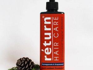 Organic Shampoo | Natural Shampoo | SLS Free | Natural Hair Care | Sulfate Free | Pomegranate seed oil | Grape seed oil