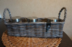 Basket for spices